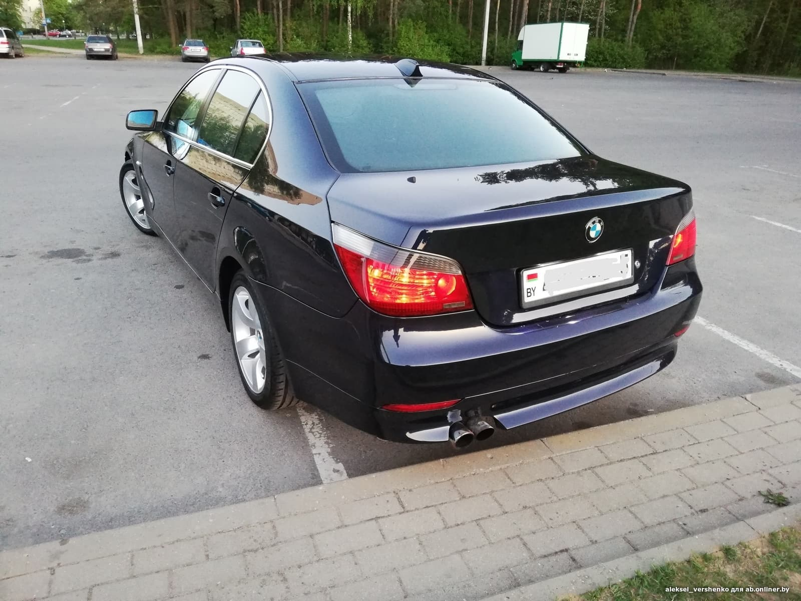 BMW 535 Bi-turbo