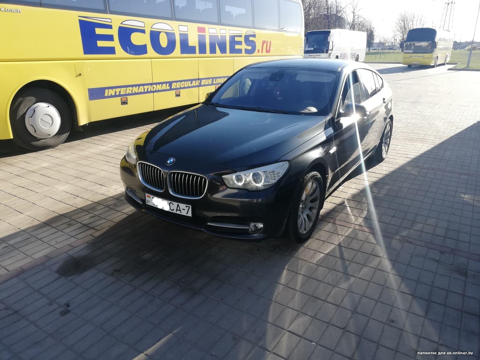 BMW 530 GT