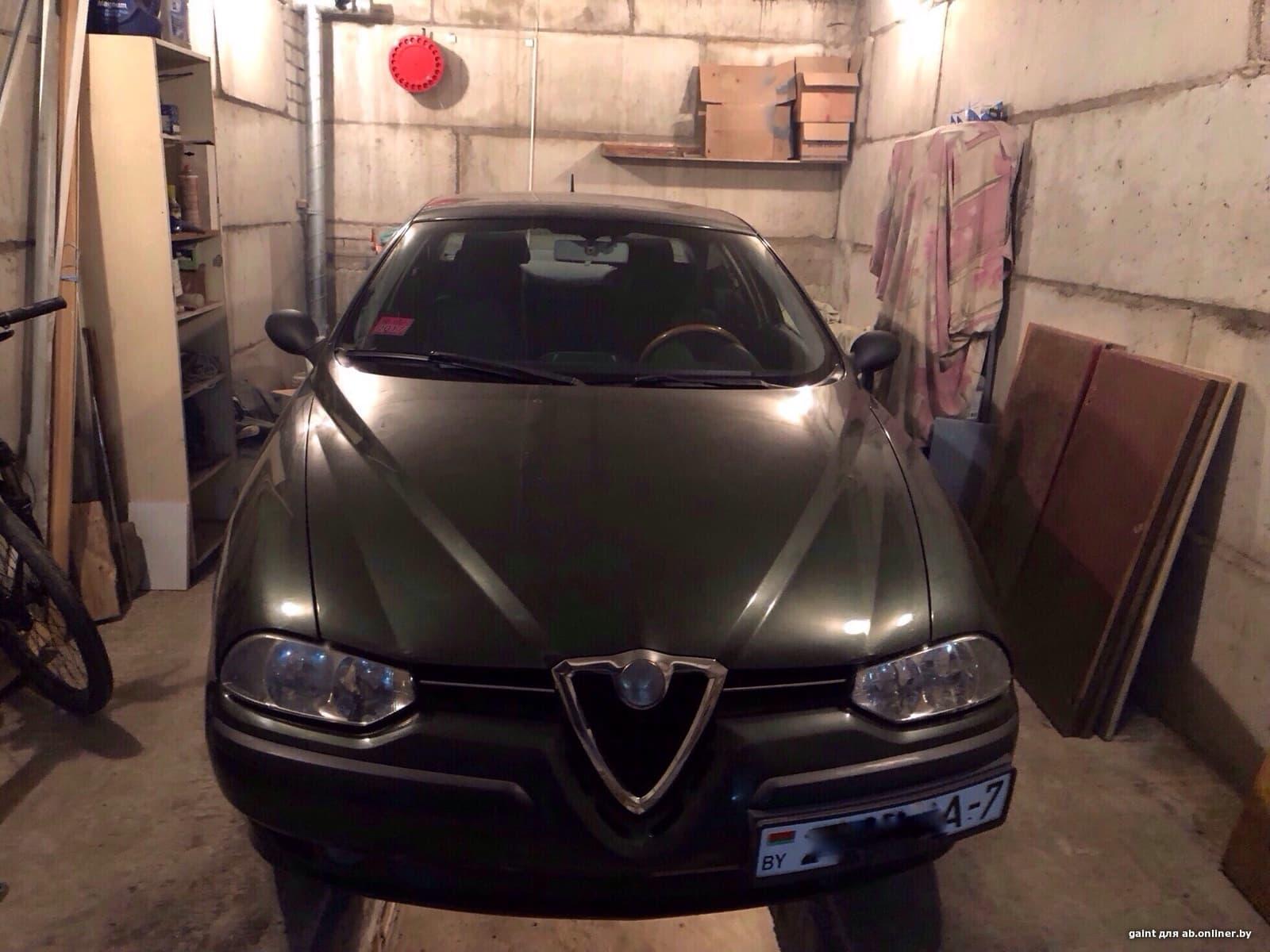 Alfa Romeo 156 1.8 Twin Spark