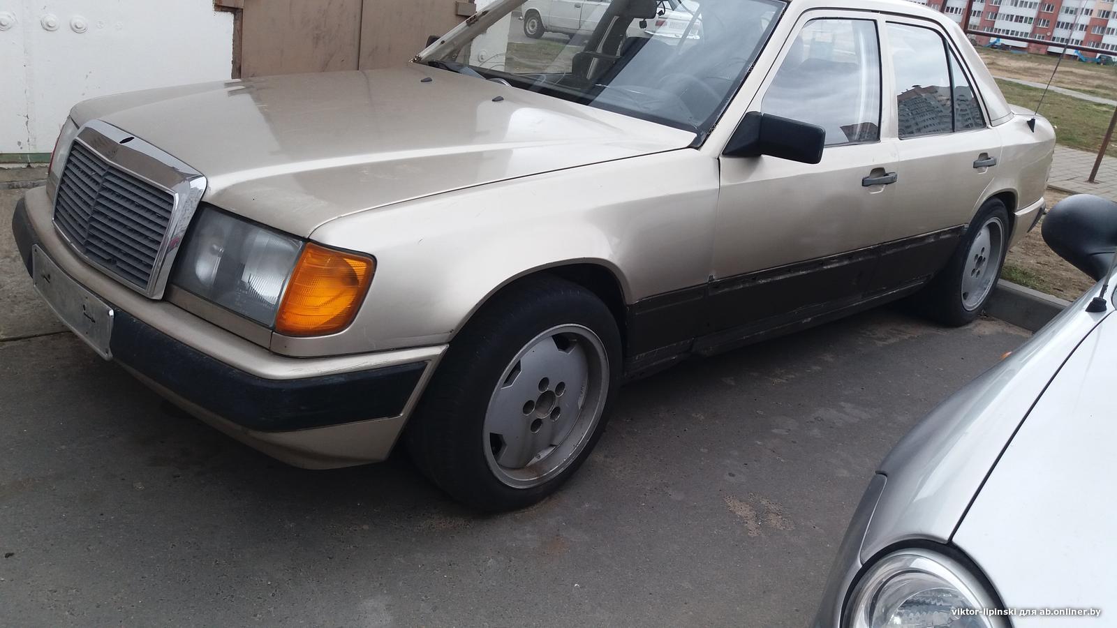 Mercedes E260