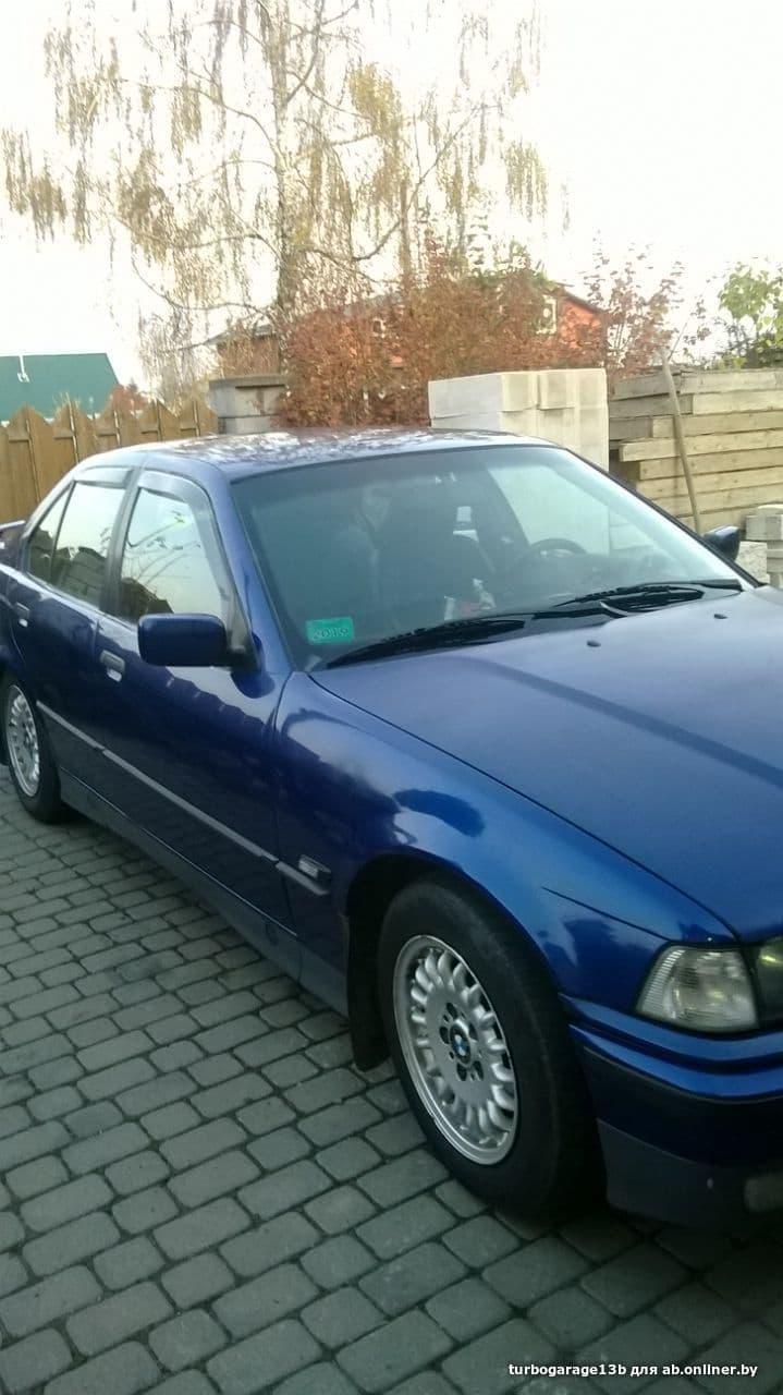 BMW 318 Individual