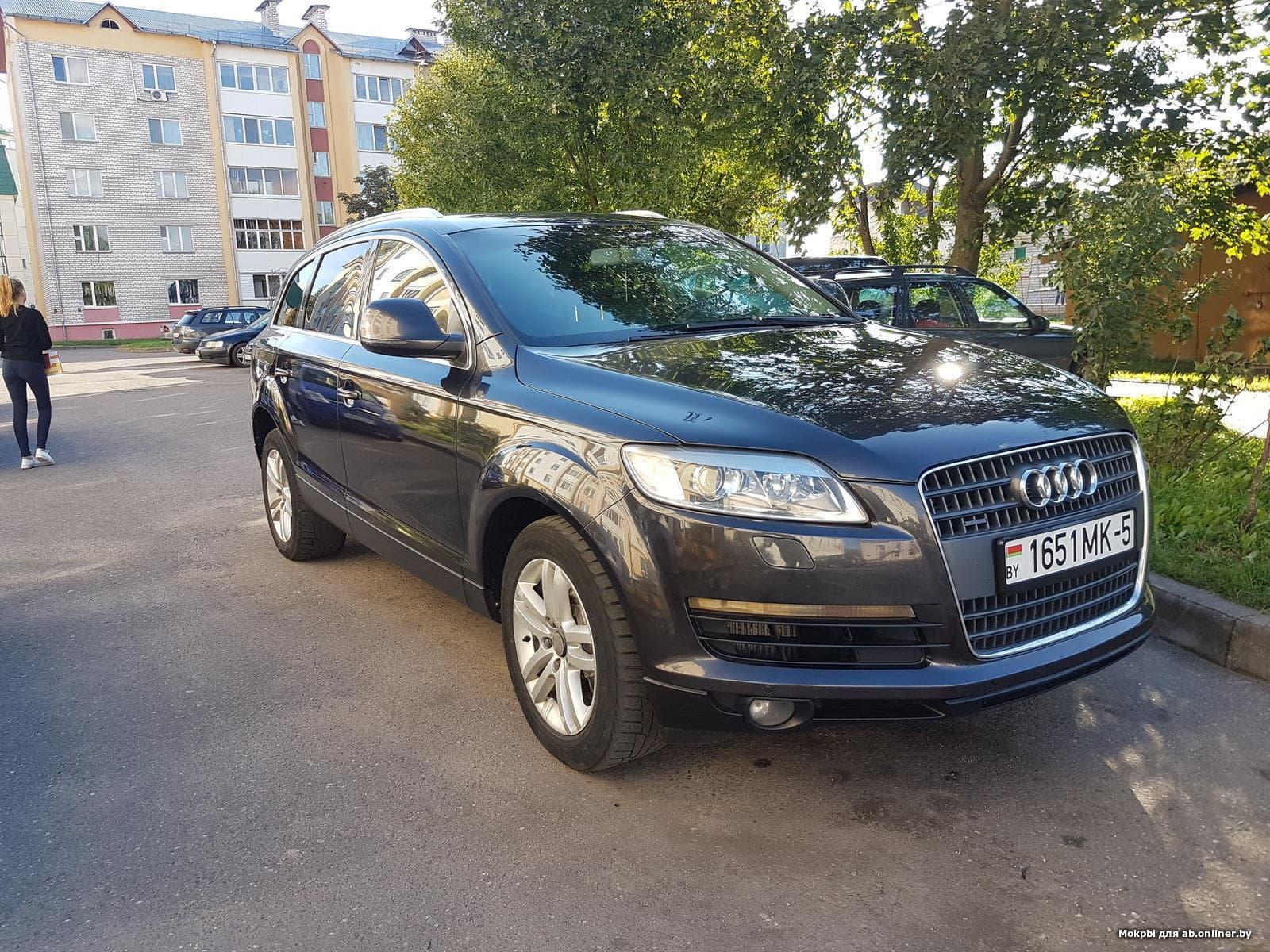 Audi Q7 BUG 7 мест