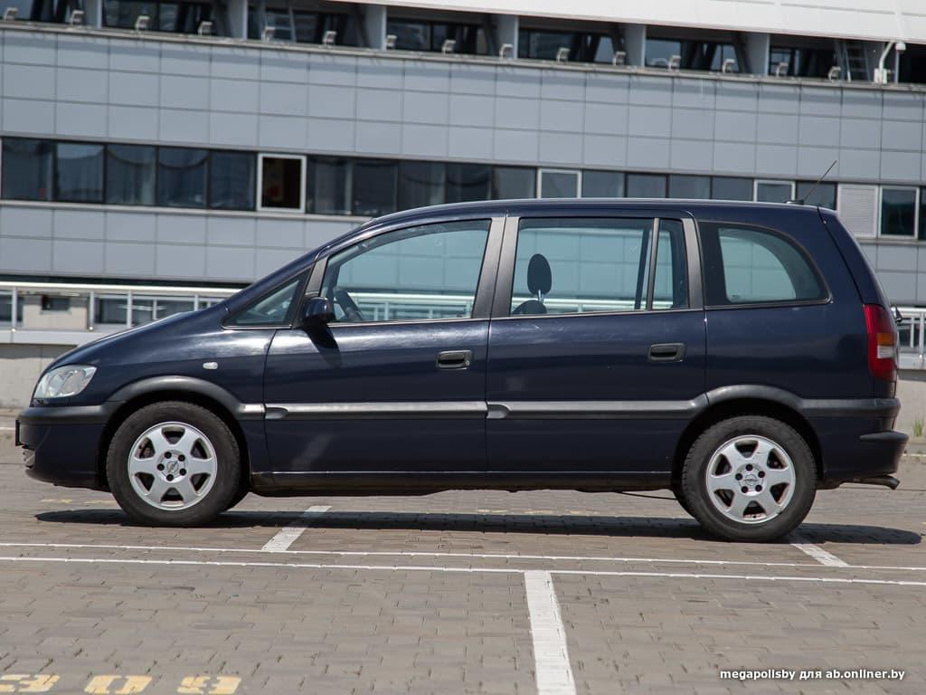 Opel Zafira НДС