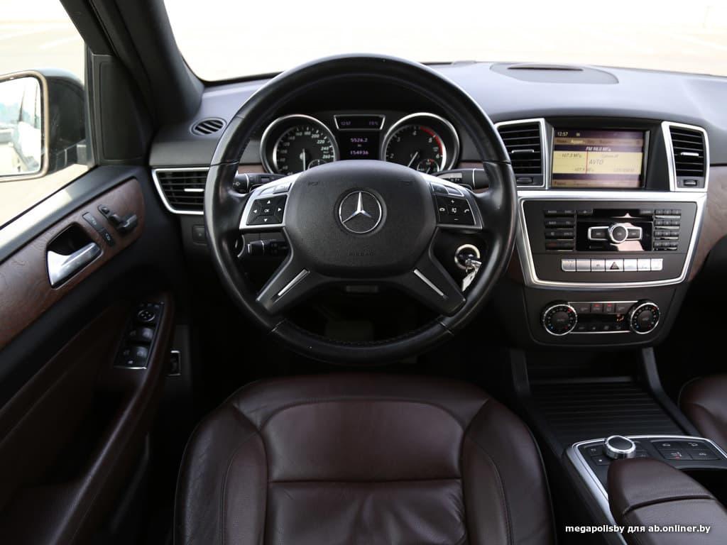 Mercedes-Benz ML350