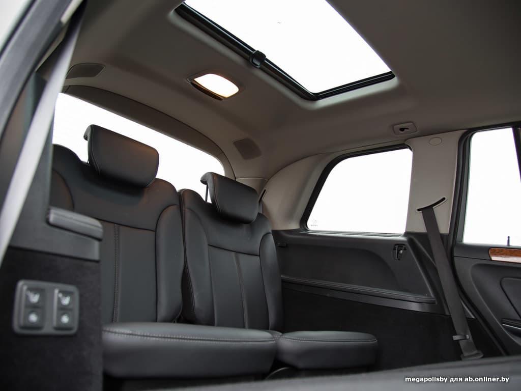 Mercedes GL450