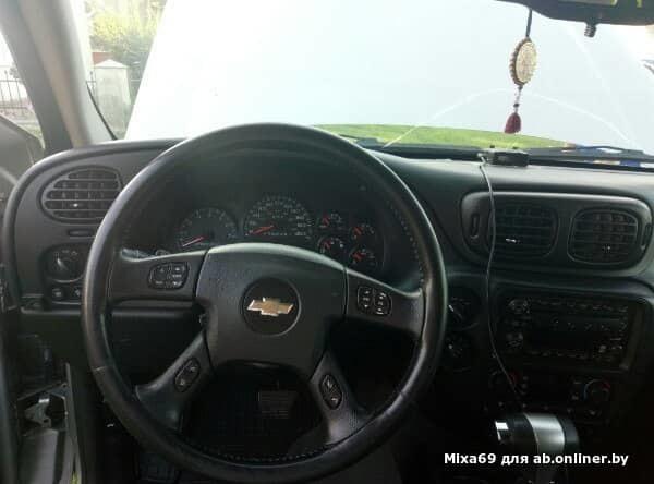 Chevrolet Trail Blazer