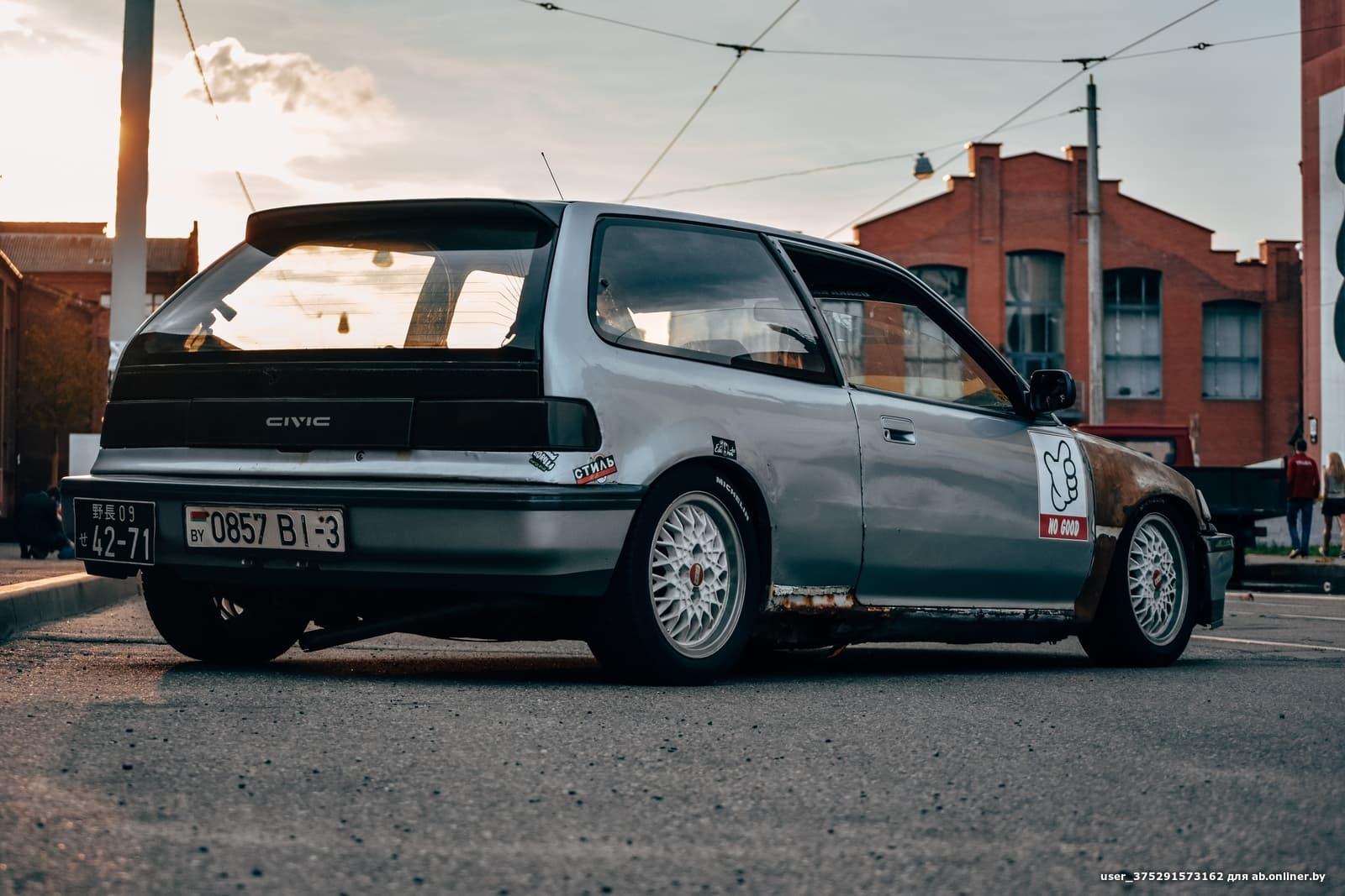 Honda Civic ЕС8