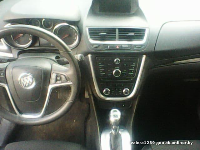 Buick Encore 4x4