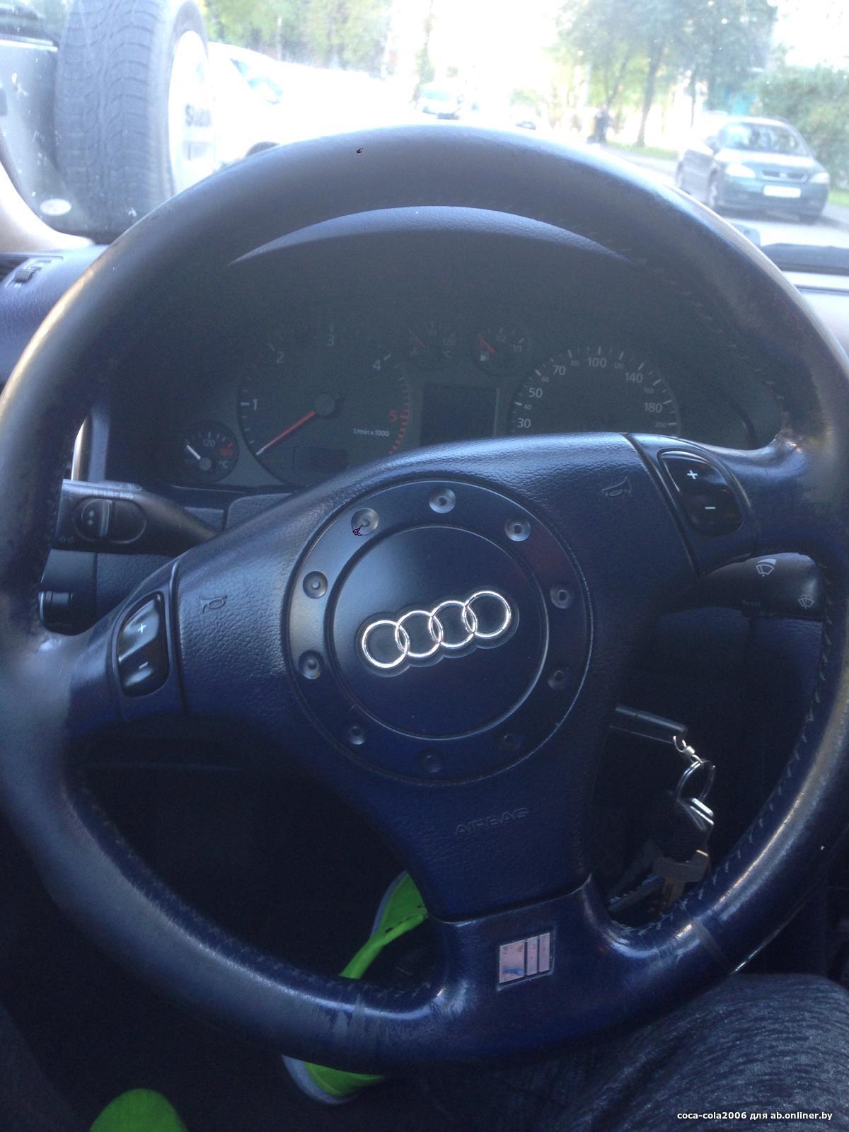 Audi A6 s laine