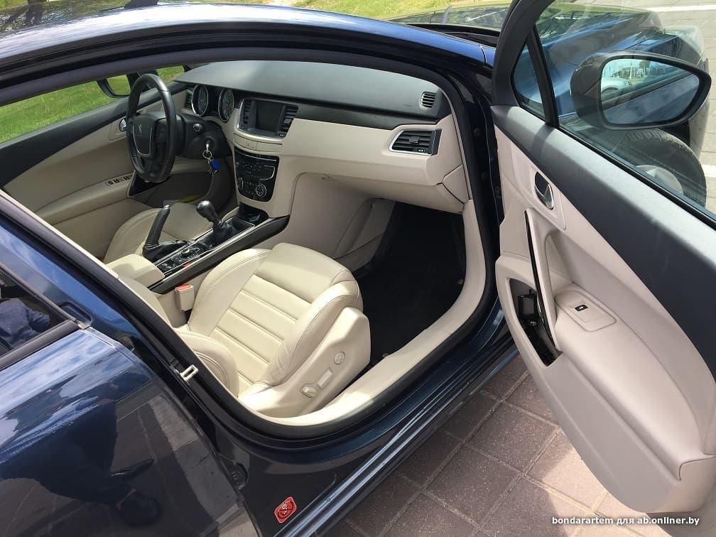 Peugeot 508 INDIVIDUAL 156 л.с