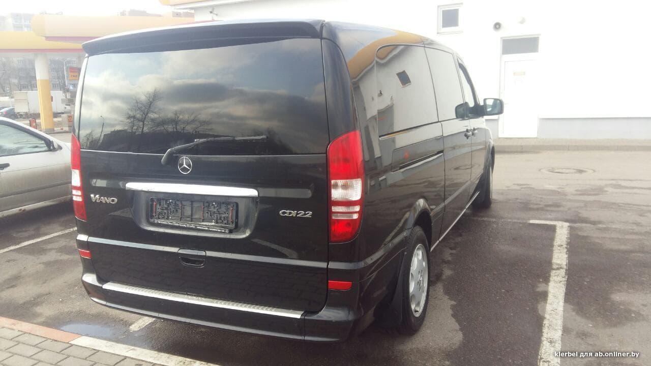 Mercedes Viano EXTROLONG