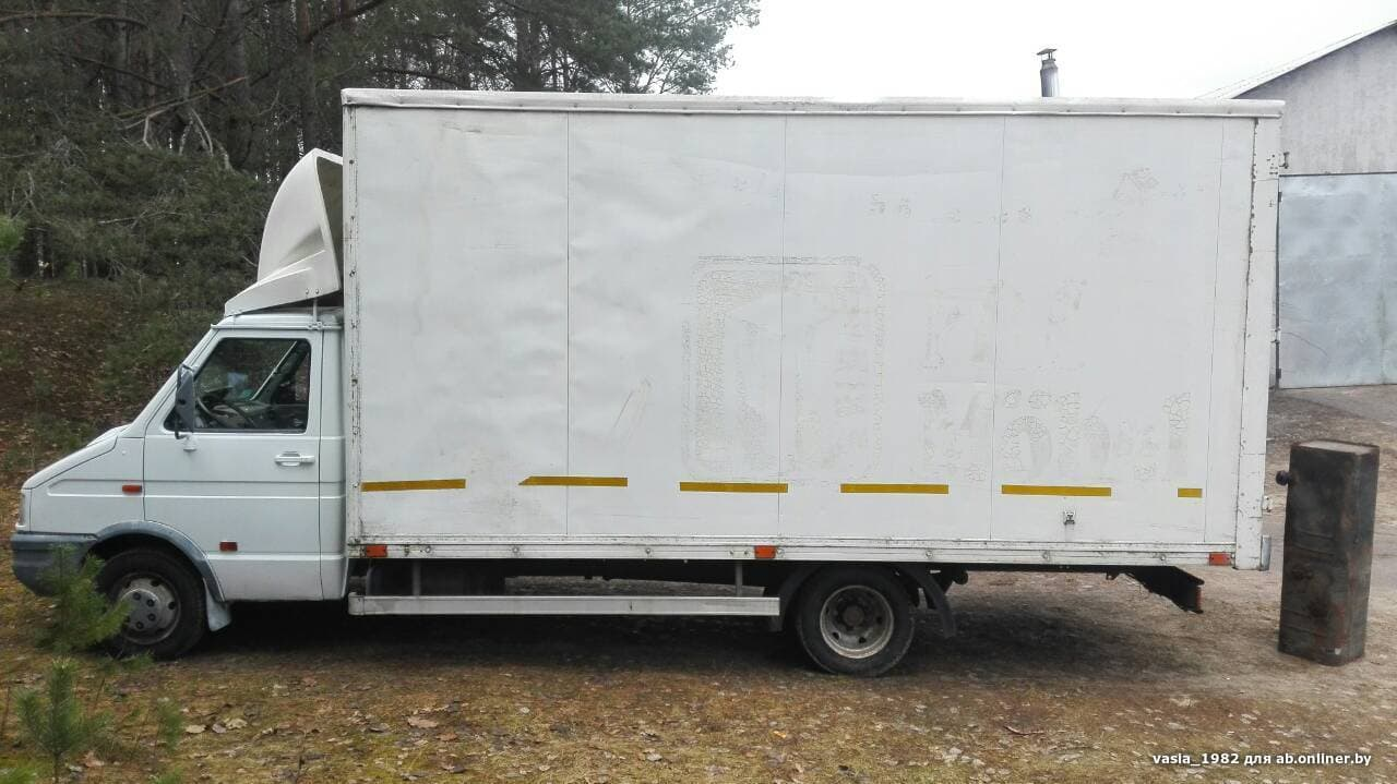 Iveco Daily 4912