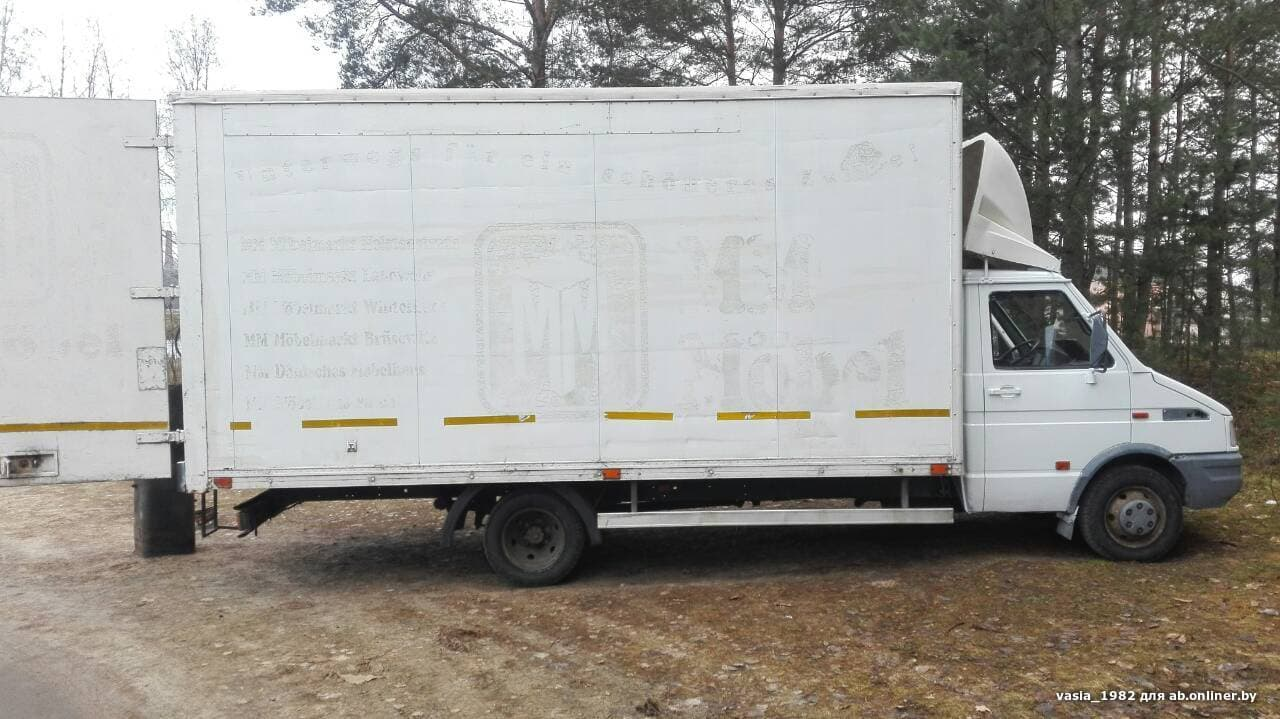 Iveco Daily 4912 кат с