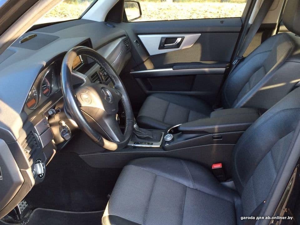 Mercedes GLK220 GLK 220 CDI 4 MATIC BLUEEFFICI