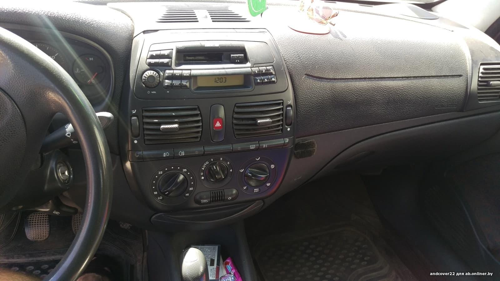 Fiat Brava SRT