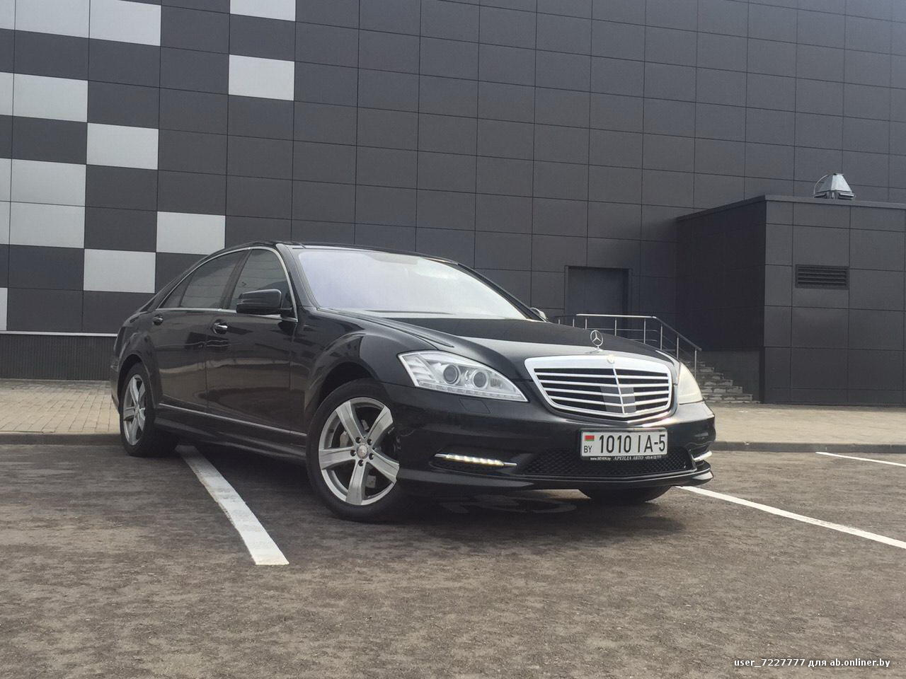 Mercedes S500 W221 long  AMG 4matic