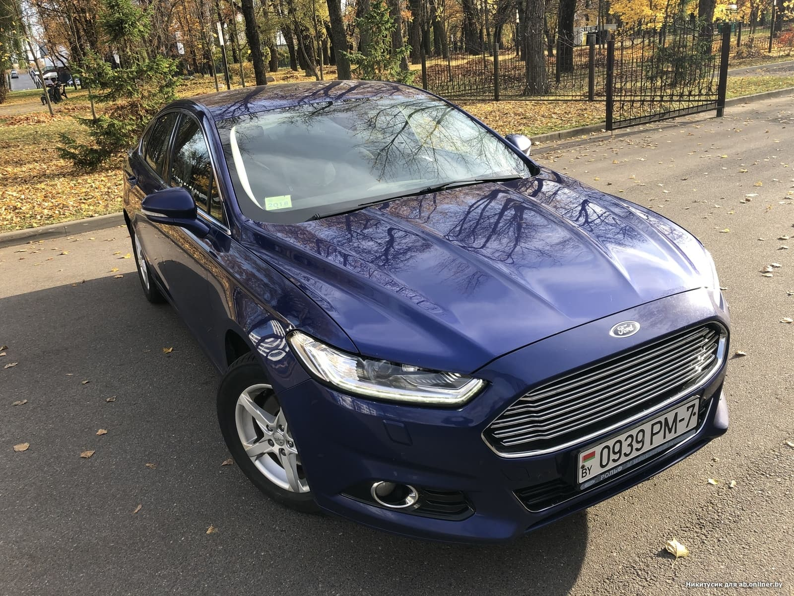 Ford Mondeo 240 л.с.