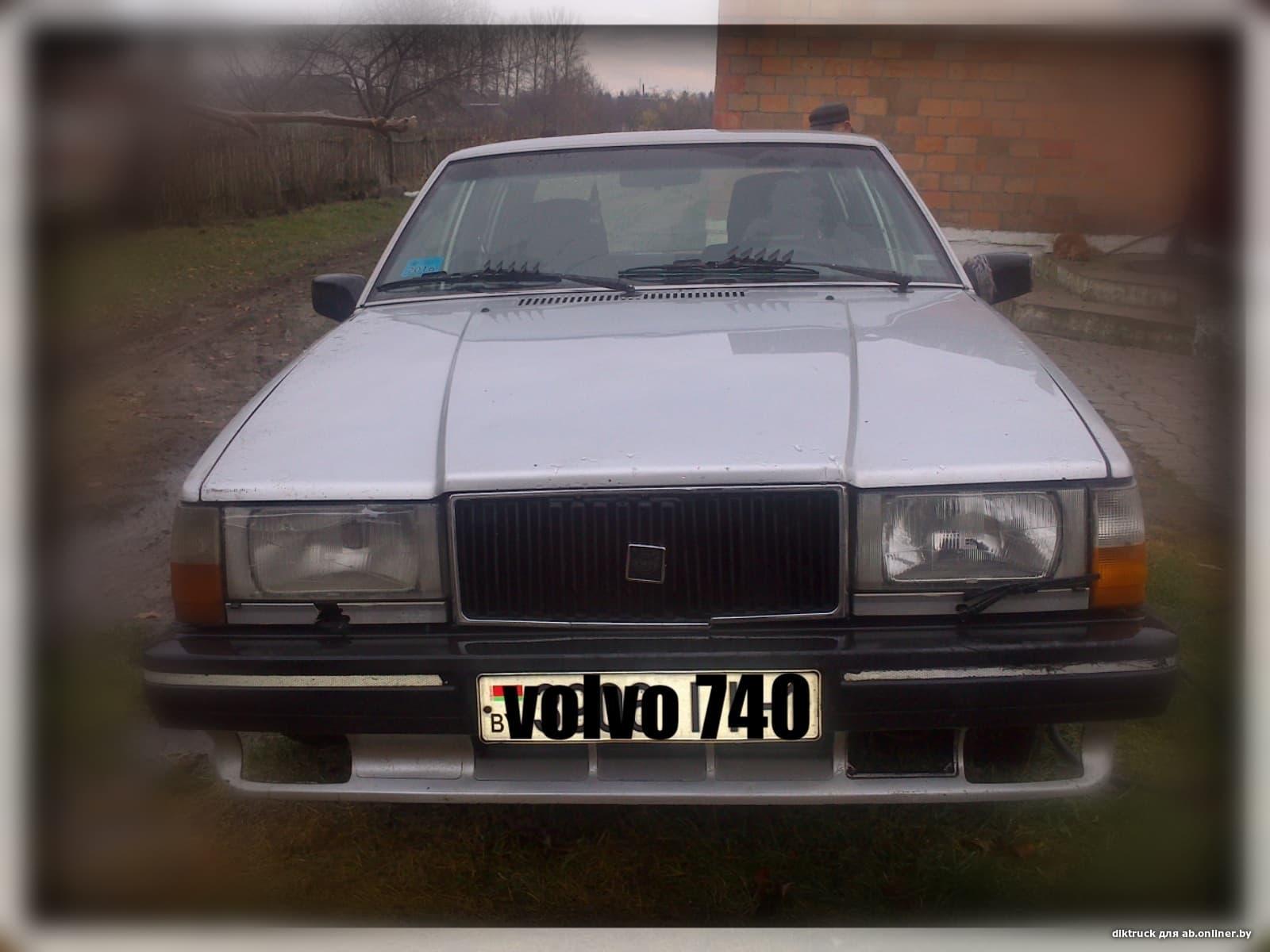 Volvo 740 Cl