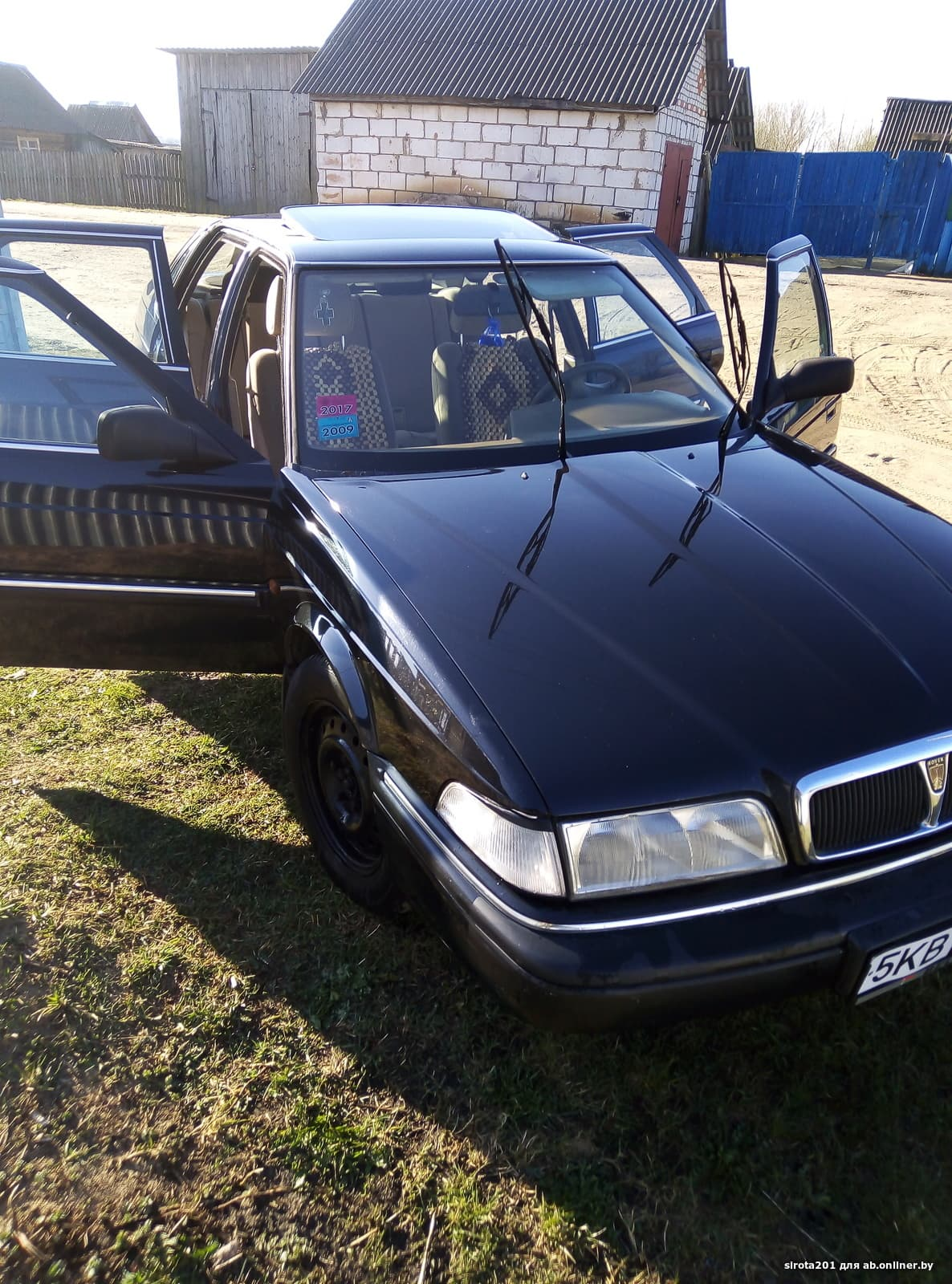 Rover 800-Series Si