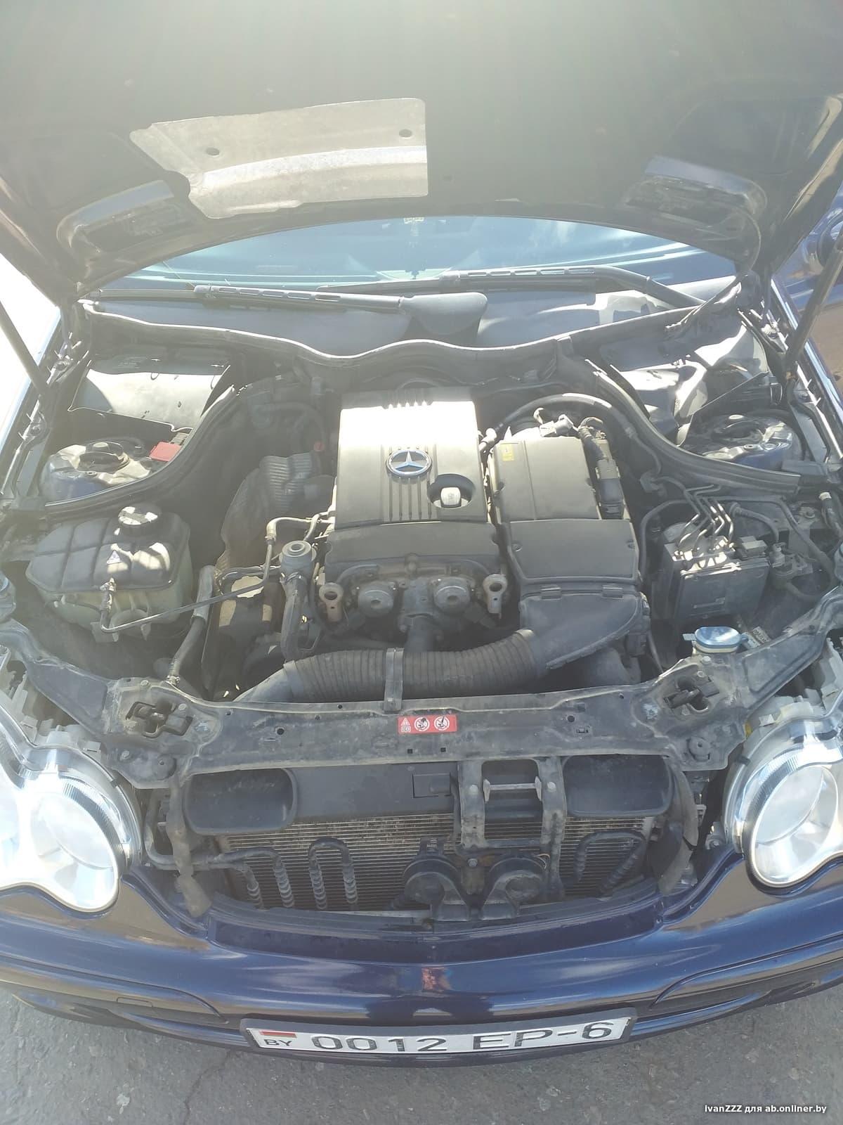 Mercedes-Benz C180 Kompressor