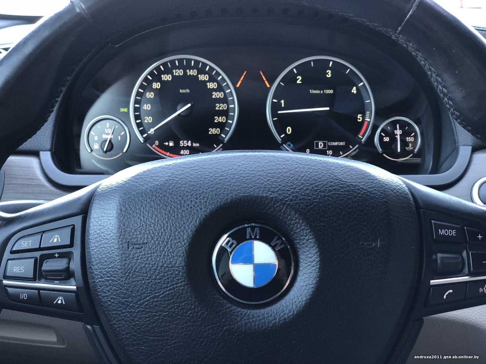 BMW 740 D X-Drive F01