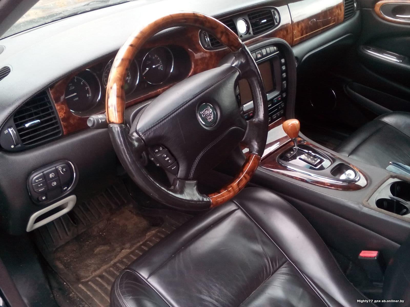 Jaguar XJ Vanden Plas Long