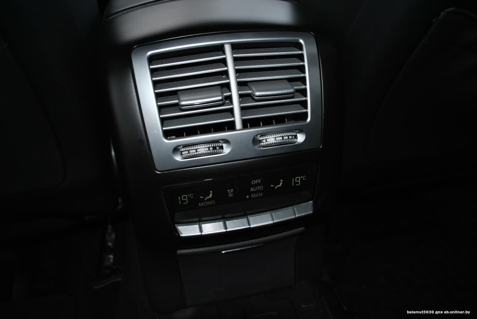 Mercedes S420