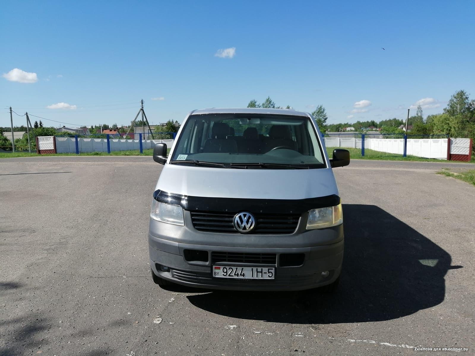 Volkswagen T5 Shuttle