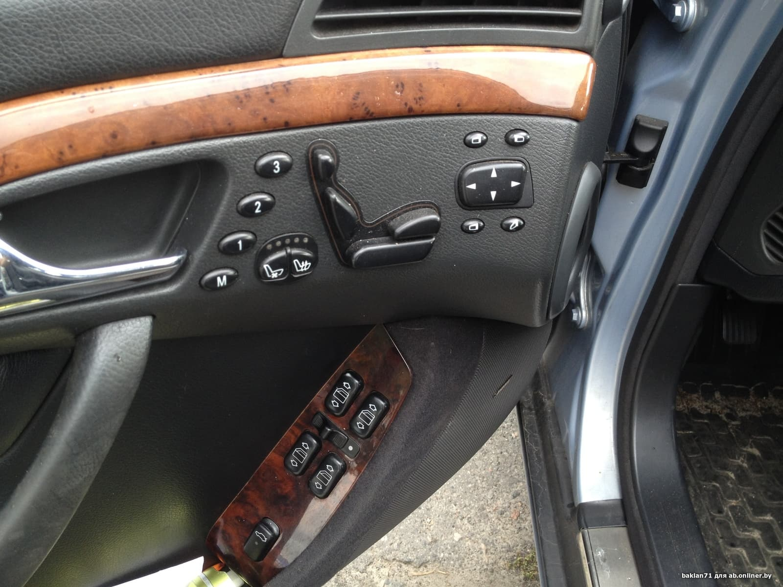 Mercedes S320 TDI