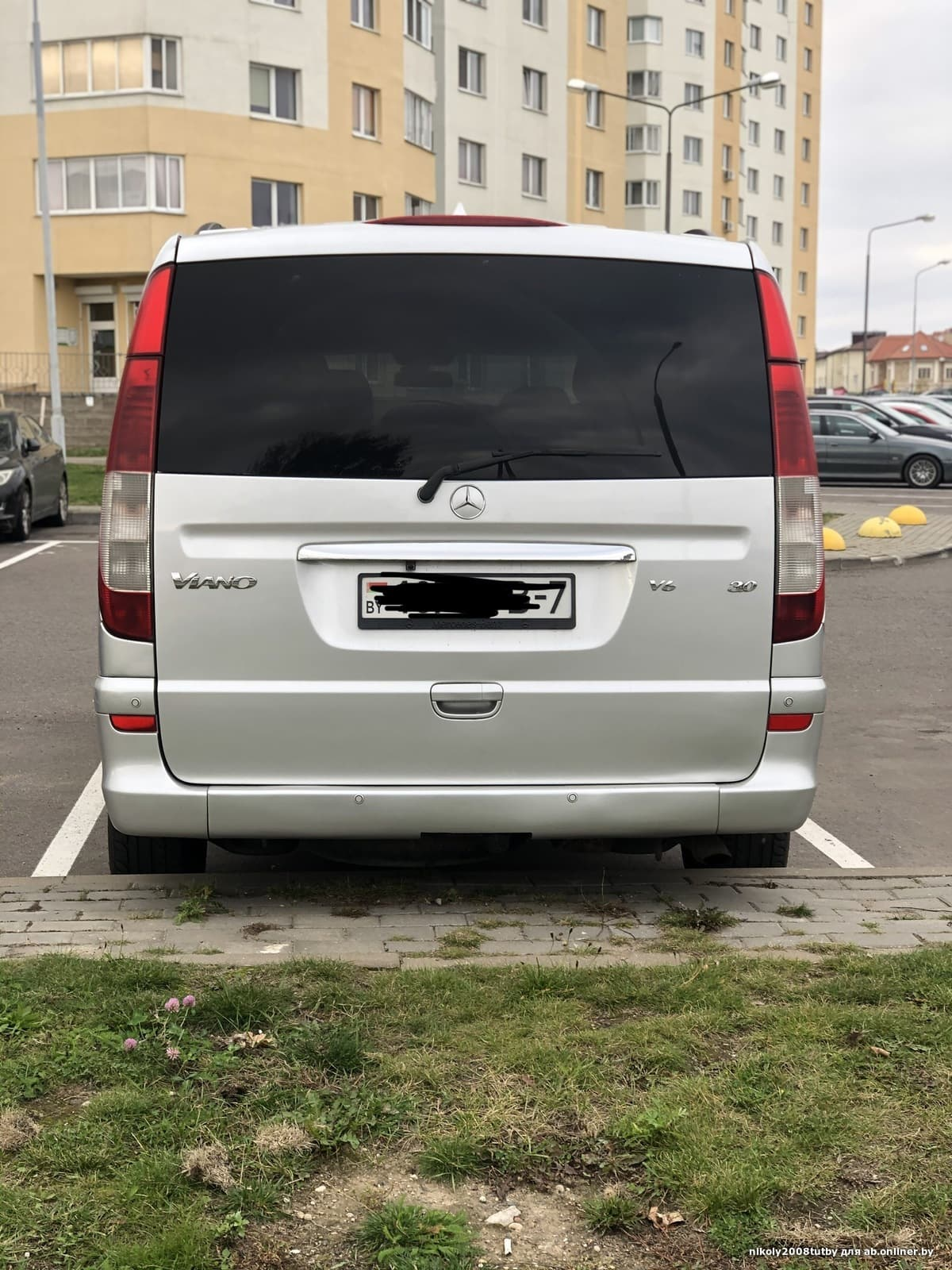 Mercedes-Benz Viano Extra long