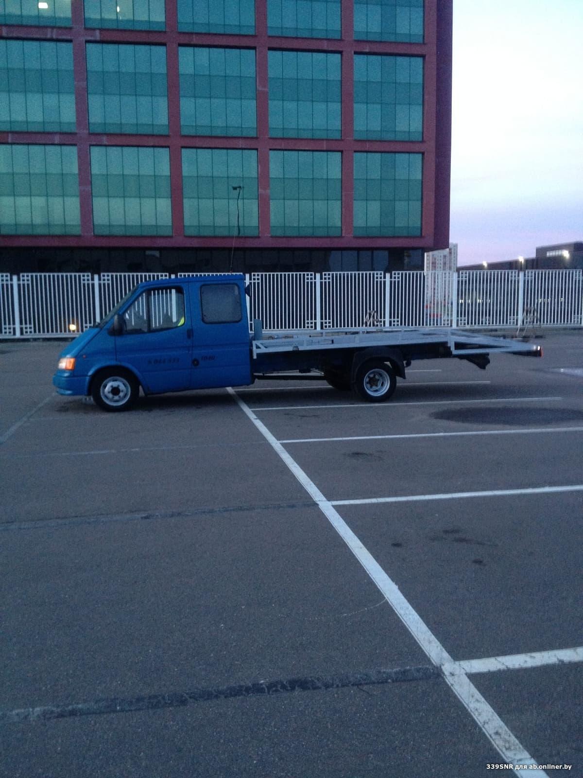 Ford Transit FT 190 Эвакуатор