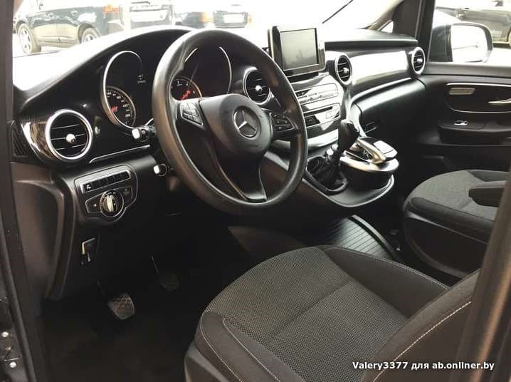 Mercedes V220 LONG