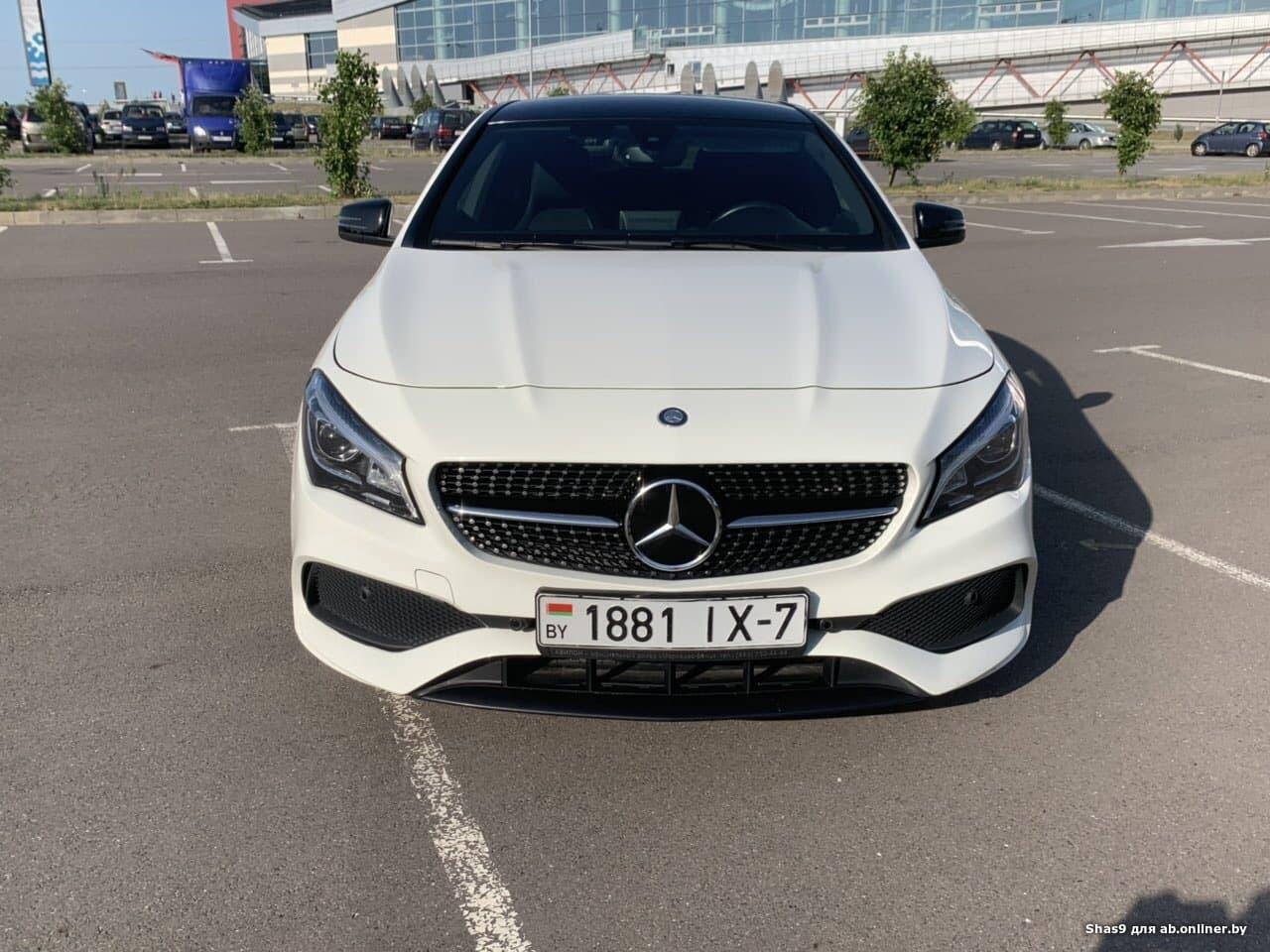 Mercedes-Benz CLA220 AMG