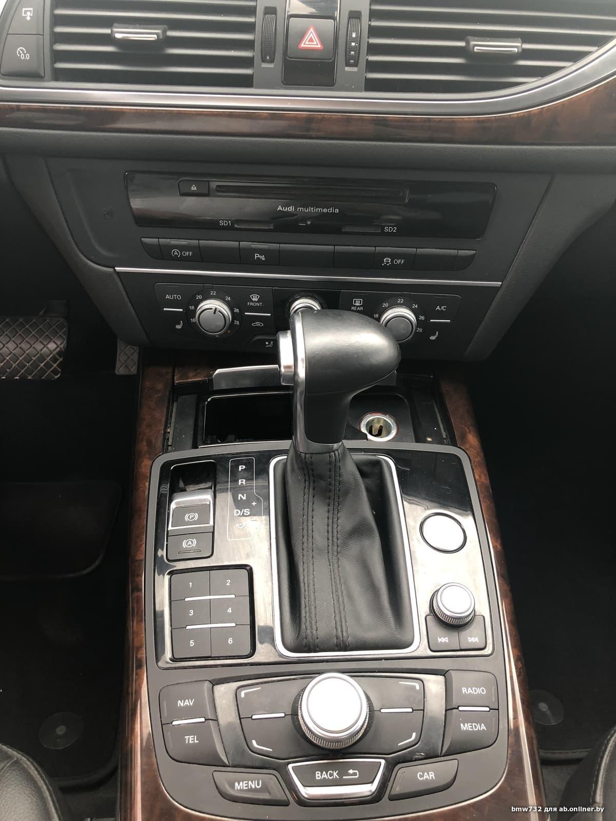Audi A6 Ндс