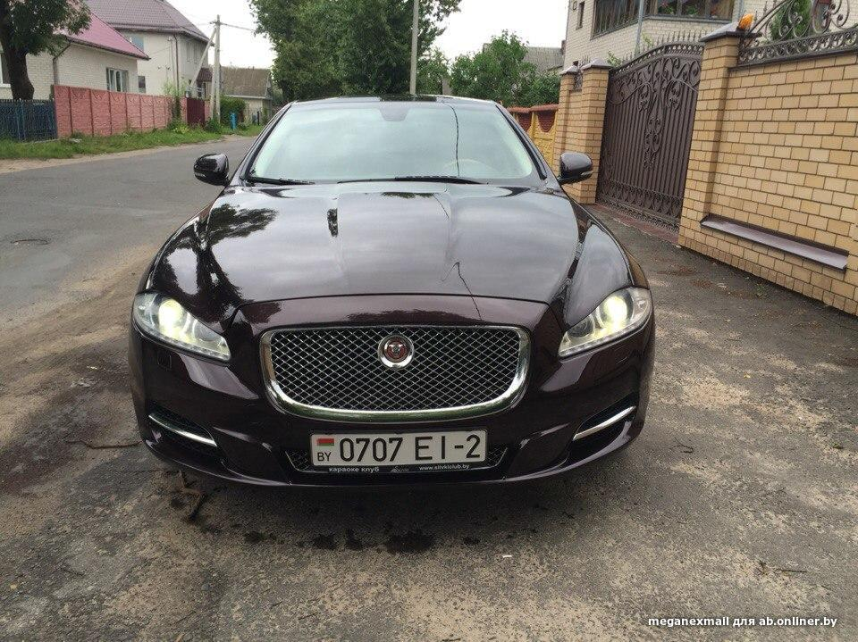 Jaguar XJ Long Supercharged