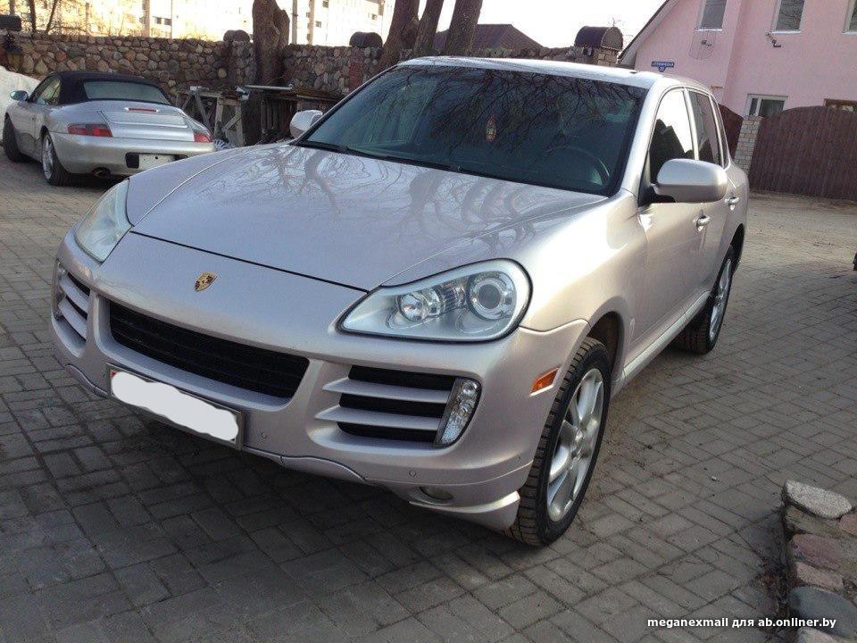 Porsche Cayenne 3,6