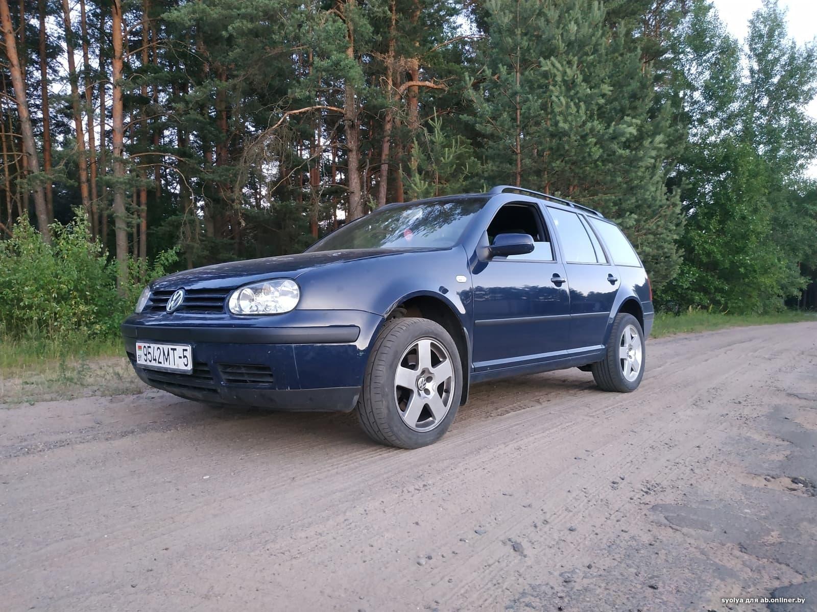 Volkswagen Golf ALH 66 кВ