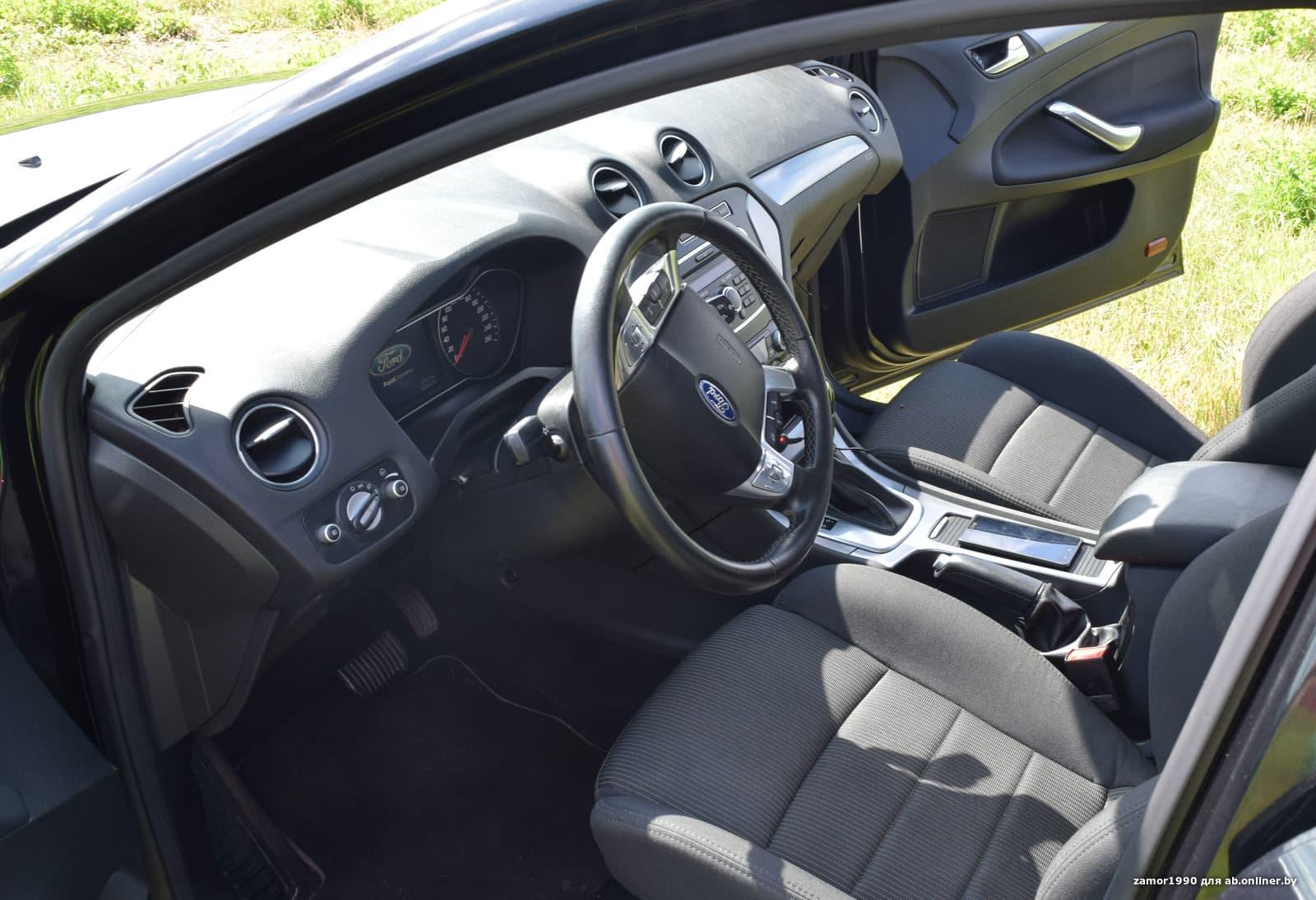 Ford Mondeo 2.0 TDCi AT Titanium