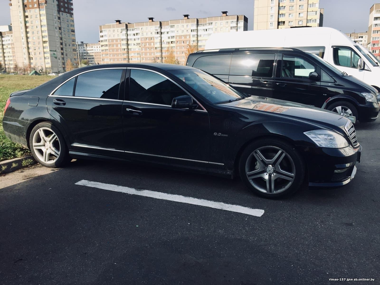 Mercedes-Benz S500 W221