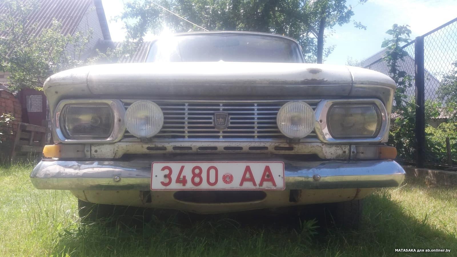 Москвич 412 Export