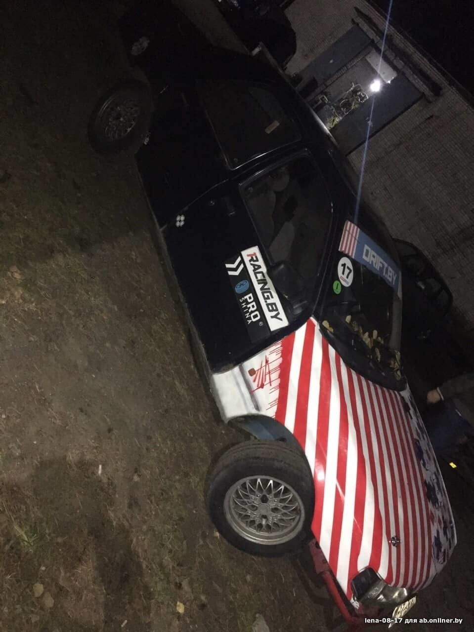 Ford Sierra Drift Matsuri