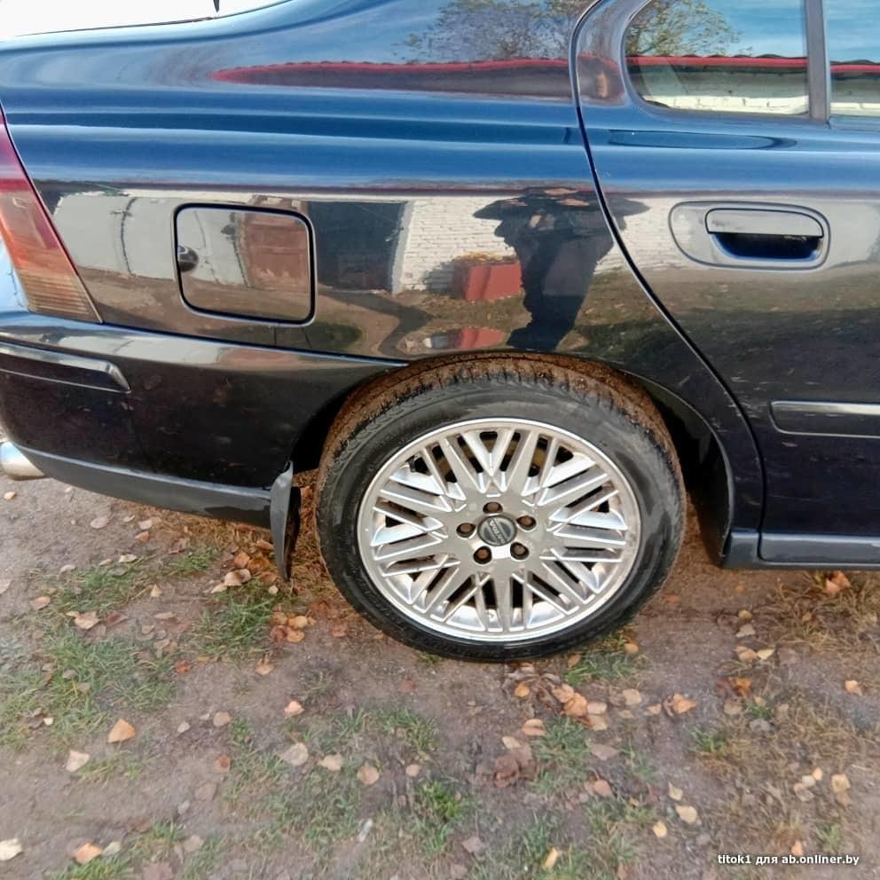 Volvo S60 Restailing