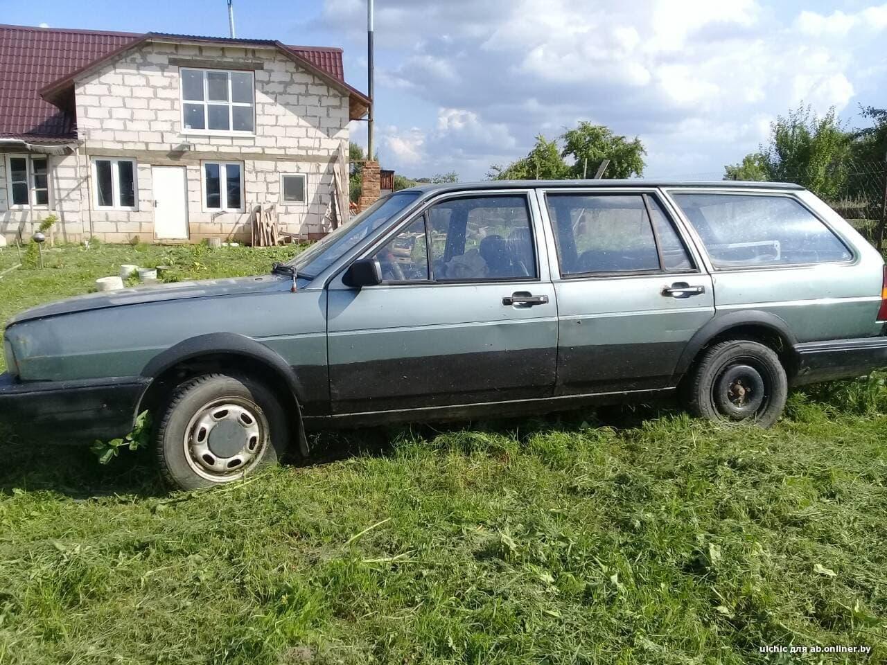Volkswagen Passat В2