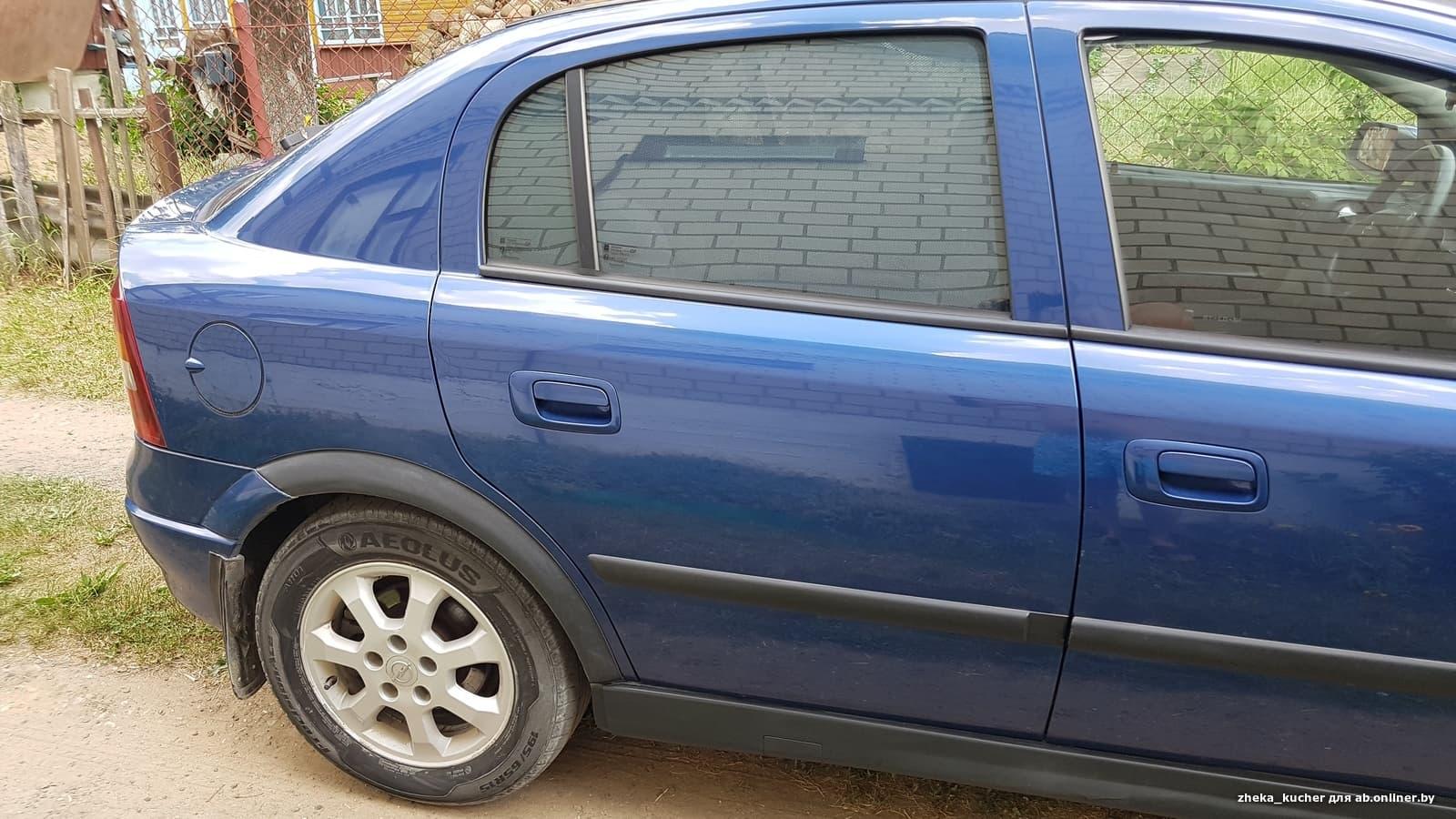 Opel Astra dti
