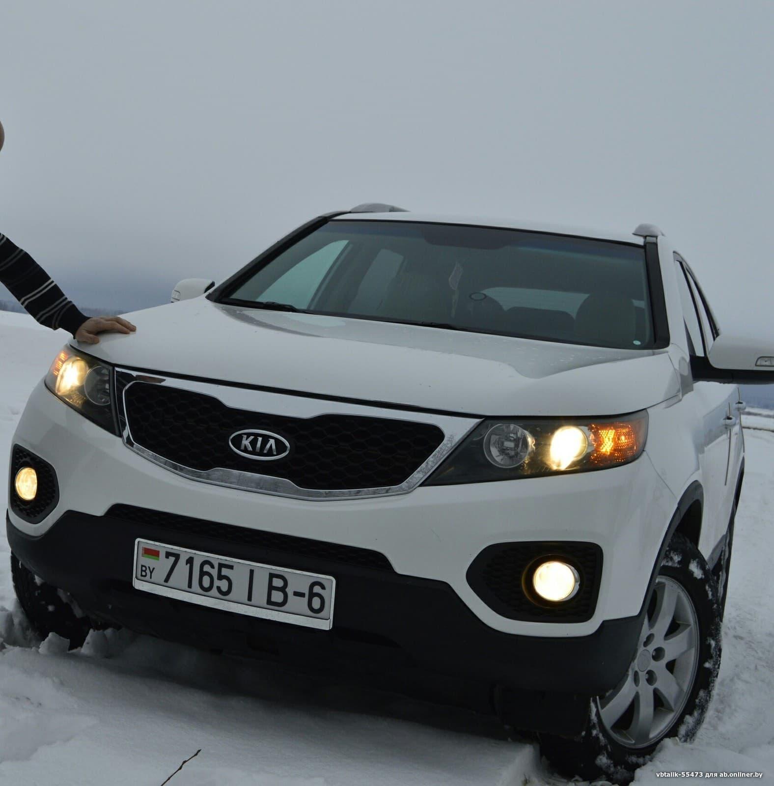 Kia Sorento WRC