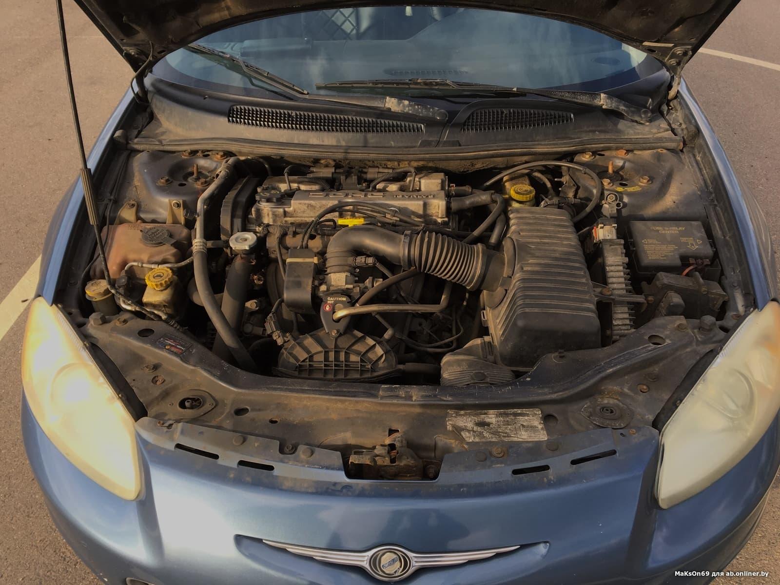 Chrysler Sebring Jr