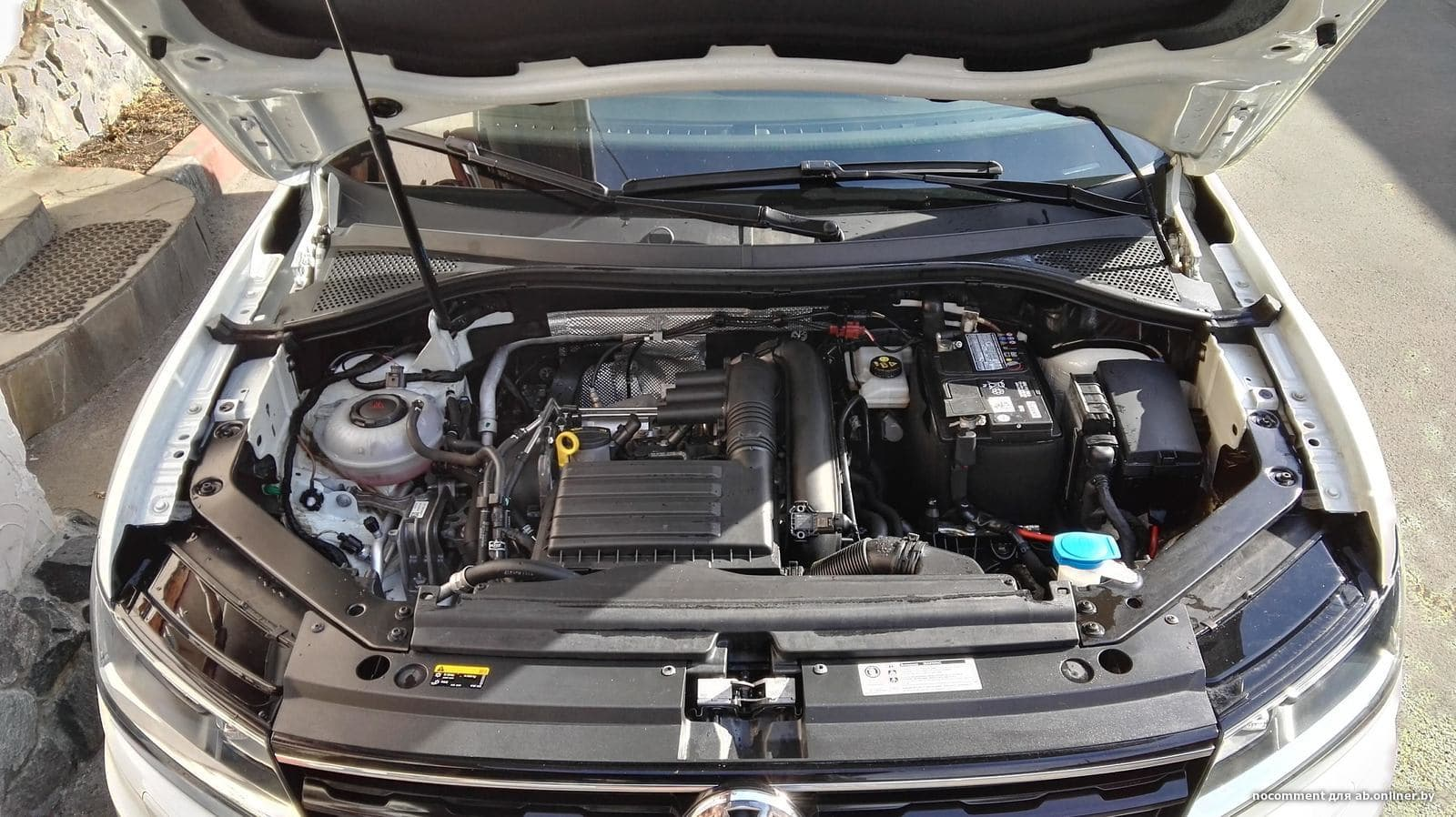 Volkswagen Tiguan City 150лс