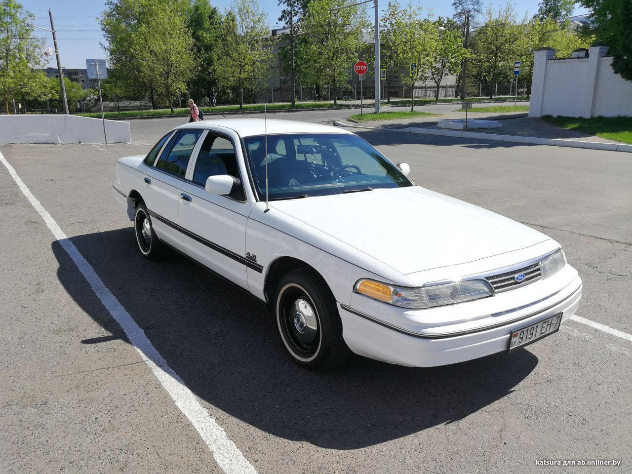 Ford Crown Victoria P72 Police Interceptor