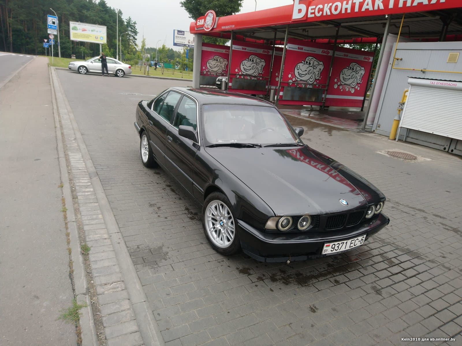 BMW 520 Е34