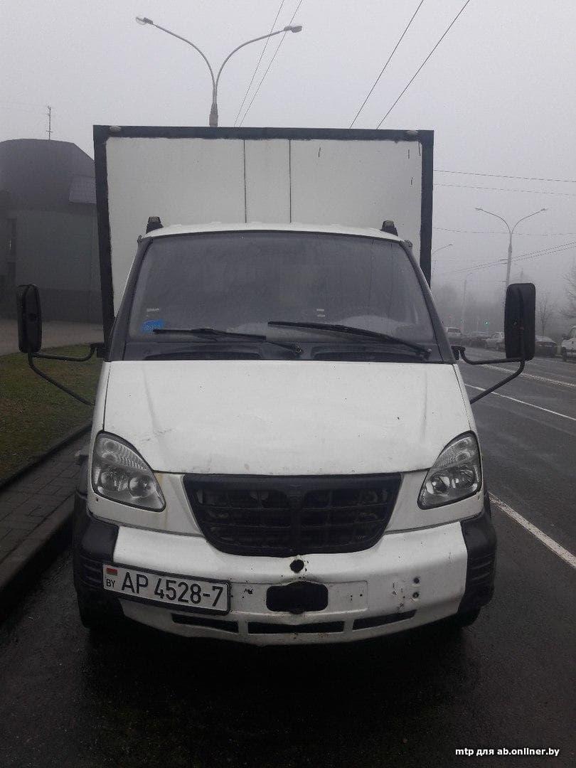 ГАЗ 3302 Валдай